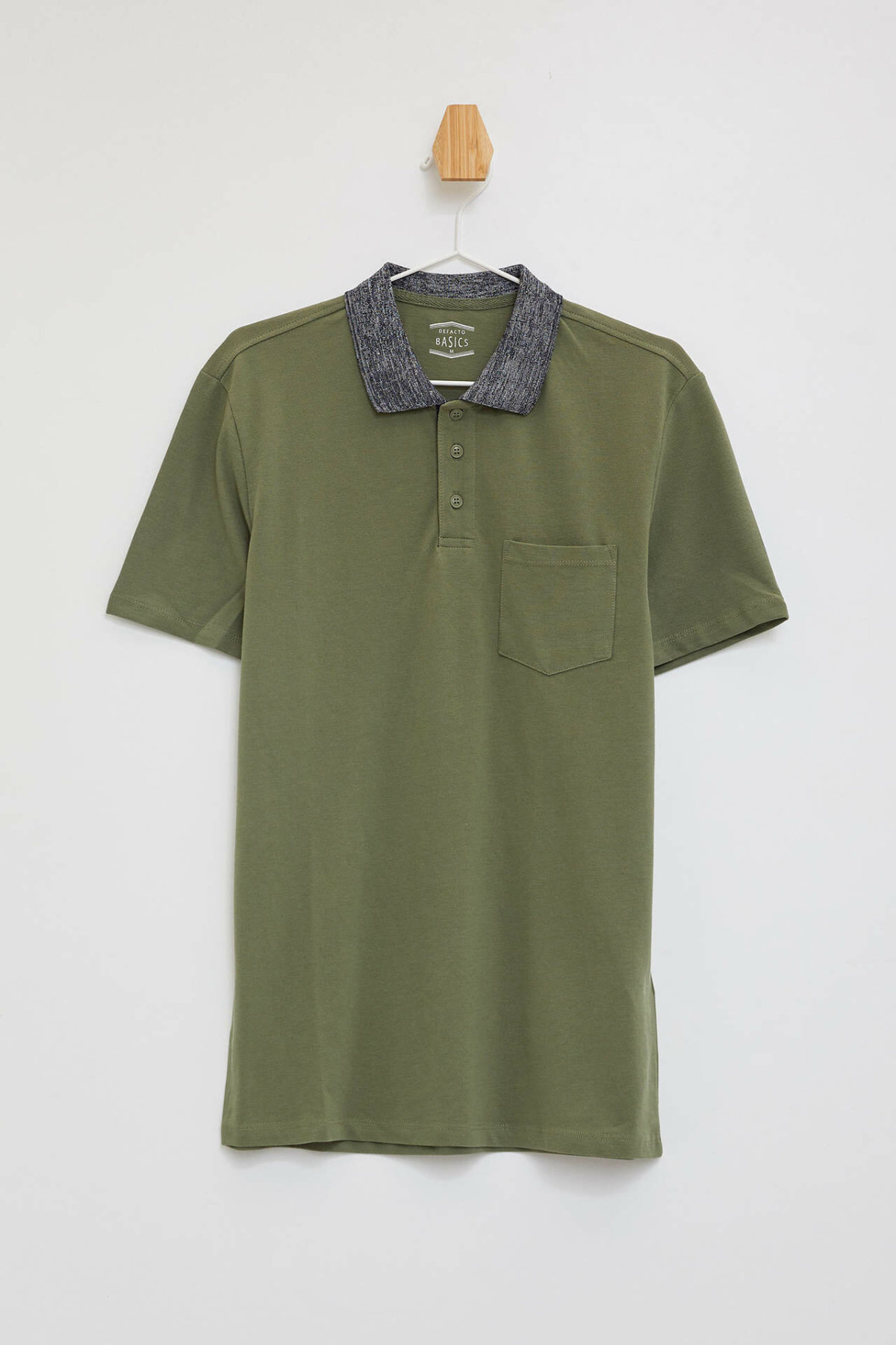 DeFacto Man Polo Shirt-M4037AZ19HS