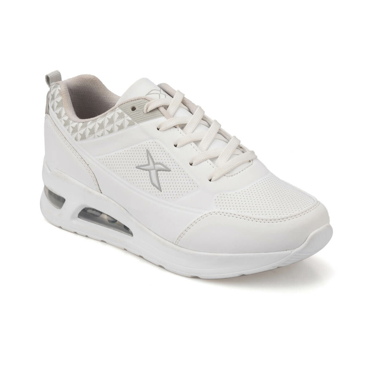 TONS Of FLO W 9PR White Women 'S Sneaker Shoes KINETIX