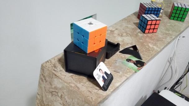 Cubos mágicos Profissional Velocidade Magico