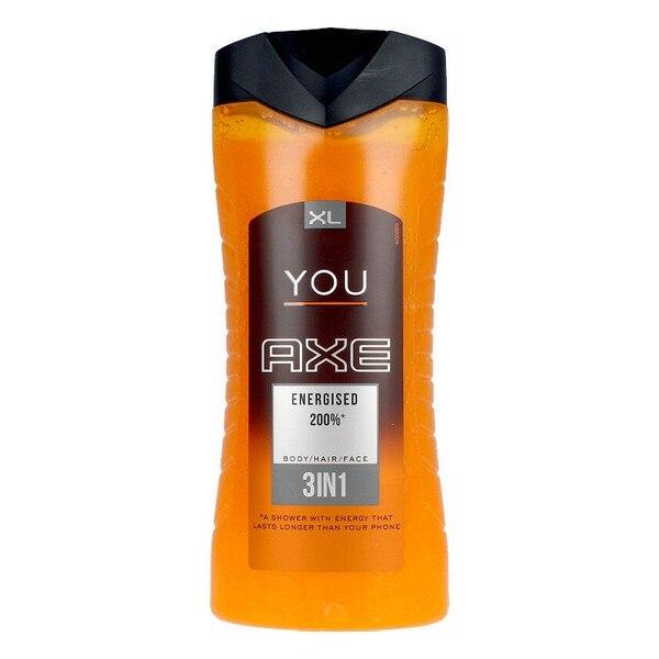 Shower Gel You Energised Axe (400 Ml)