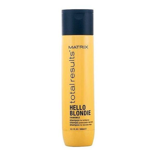 Shampoo Total Results Hello Blondie Matrix