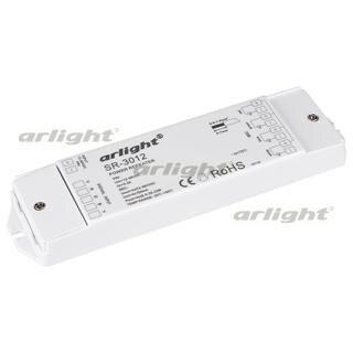 014621 RGB-усилитель SR-3012 (12-36 V, 4x700mA) Box-1 Pcs ARLIGHT-Управление Light/SR Series LUX/SR Amplifiers [12-^ 85