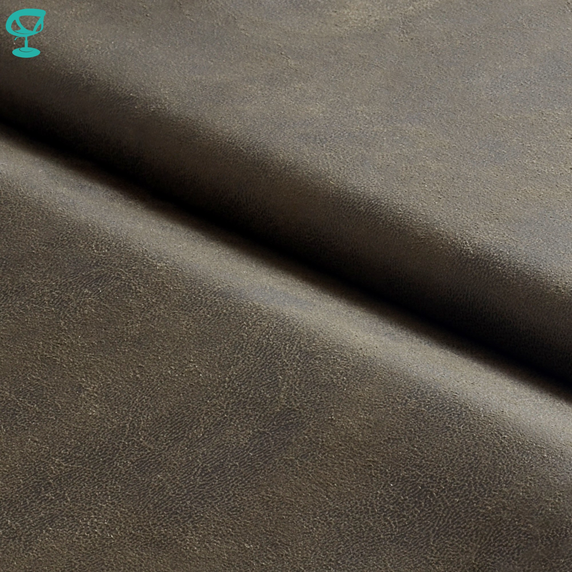 95650 Barneo PK970-8 Fabric Furniture Nubuck Polyester обивочный Material For мебельного Production Necking Chairs Sofas