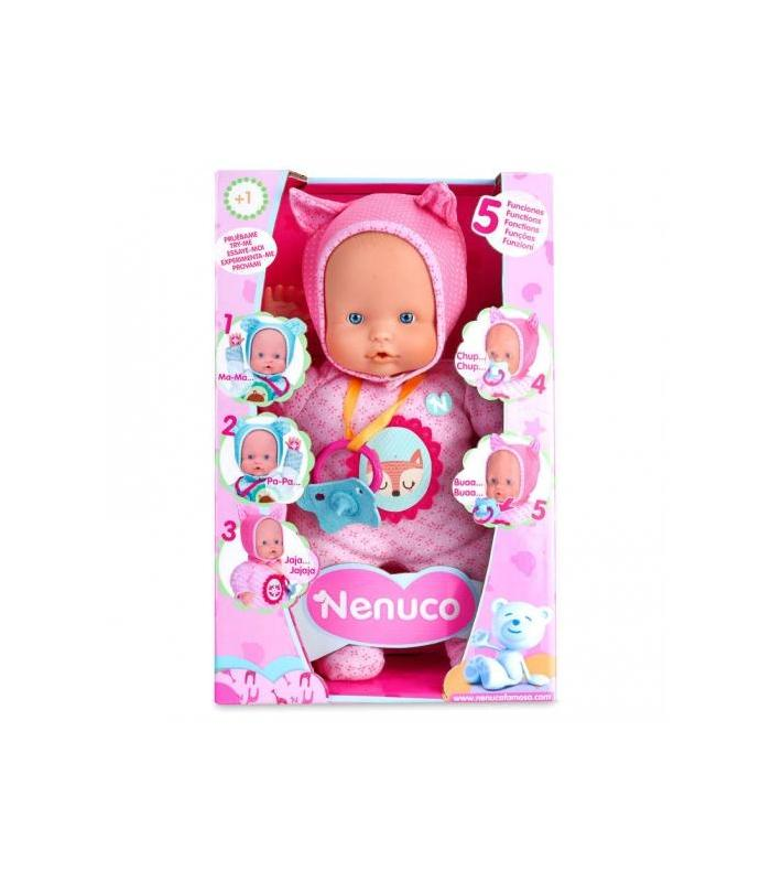 Nenuco Doll Weeping 30 CMS. Pink Clarit Toy Store Articles Created Handbook