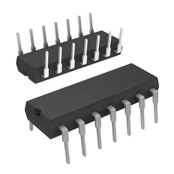 HCF4007UBEY HCF4007UBE IC INVERTER DUAL COMPL 14-DIP