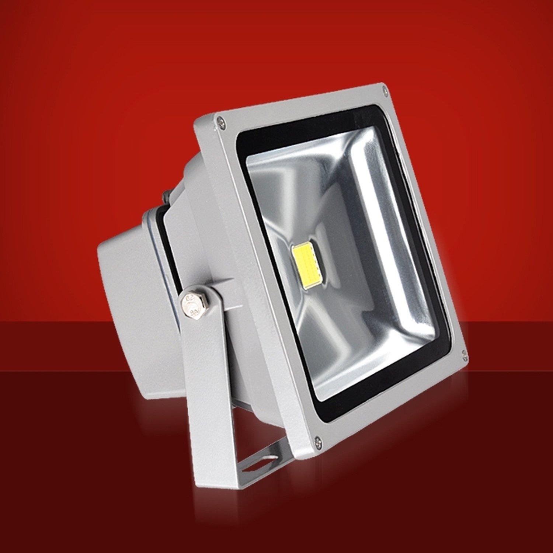 LED Spotlight Spotlight 10W 6000K Bright Light