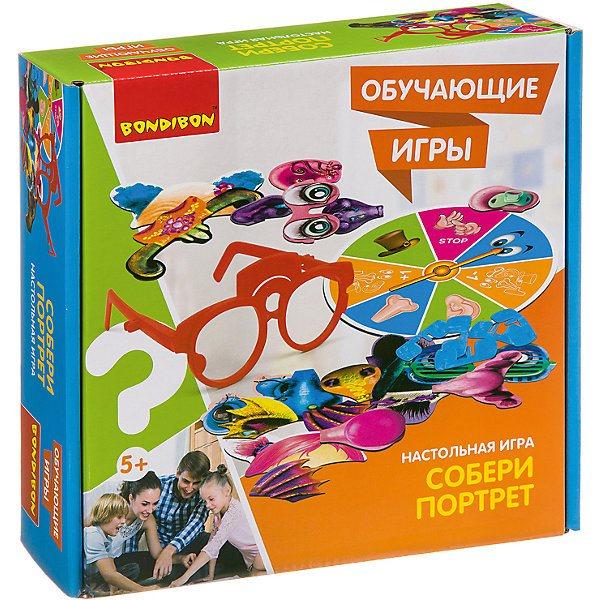 Board game Bondibon Educational game Collect portrait game board bondibon fishing