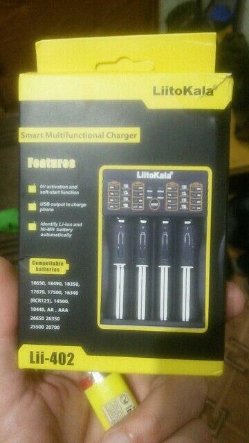 Carregadores Inteligente Inteligente Bateria