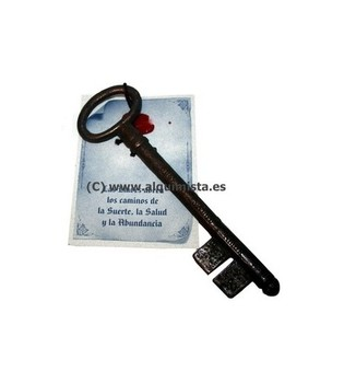 KEY AMULET LUCKY HOME (large)