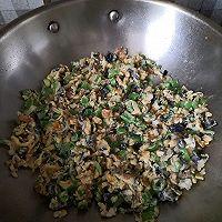 超级简单的家常菜#大葱青椒黑木耳斩蛋的做法图解5