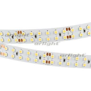 024075 (b) Ribbon RT 2-5000 24 V Warm3000 2x2 (3528, 1200 LED, Lux) Arlight Coil 5 M