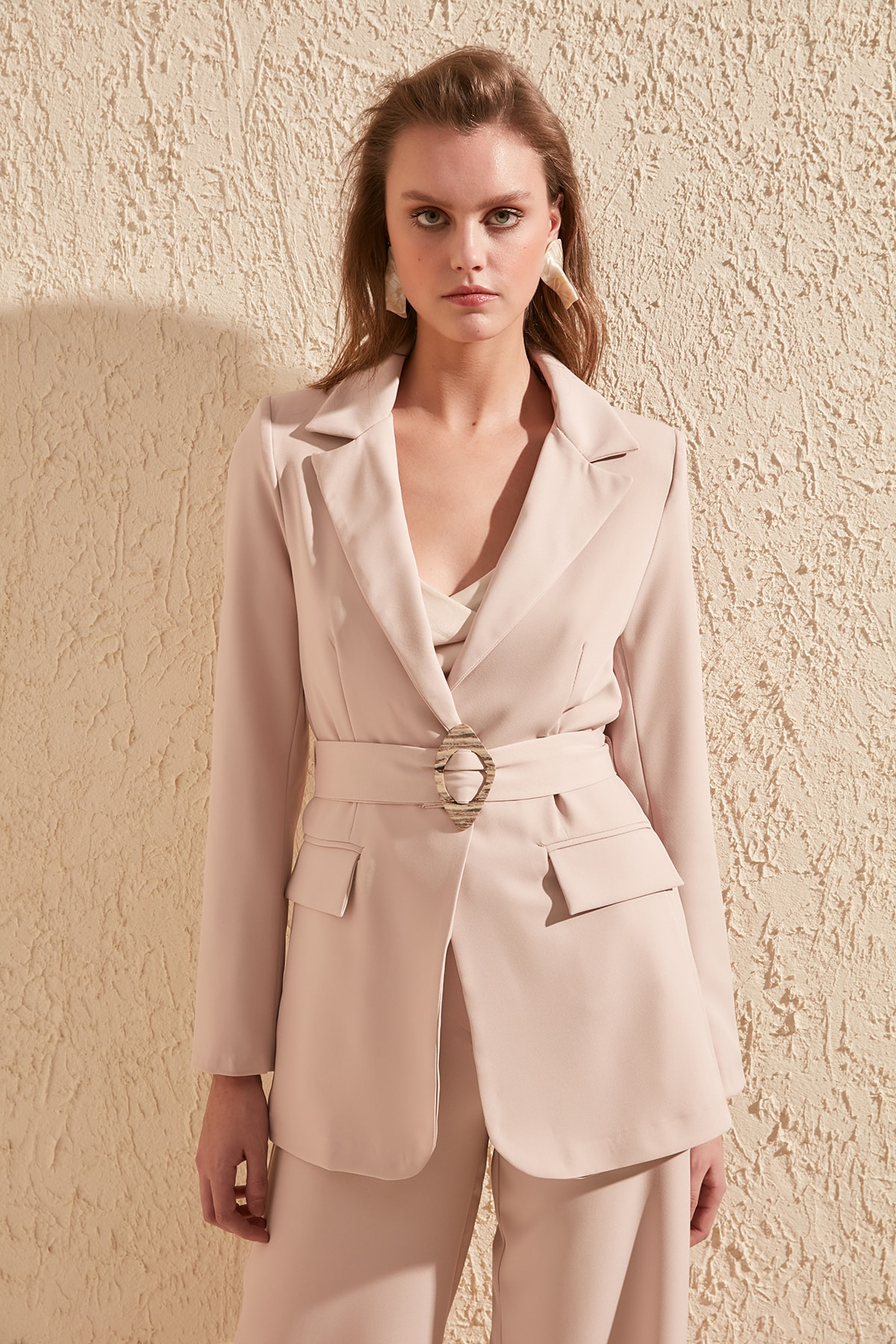 Trendyol Gusset Jacket TWOSS20CE0016