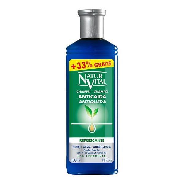 Anti-Hair Loss Shampoo Naturaleza Y Vida (100 Ml)
