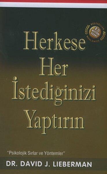 Fits All İstediğinizi Yaptırın David J. Lieberman Boutique (TURKISH)