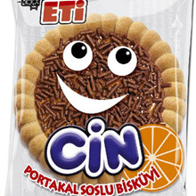 Eti Cin 25 Gr YOUR DELICIOUS BISCUIT WITH A DELICIOUS TASTE  FREE SHIPPING