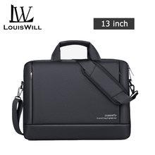 Сумки для ноутбука louiswill деловые мужские чехлы ноутбуков