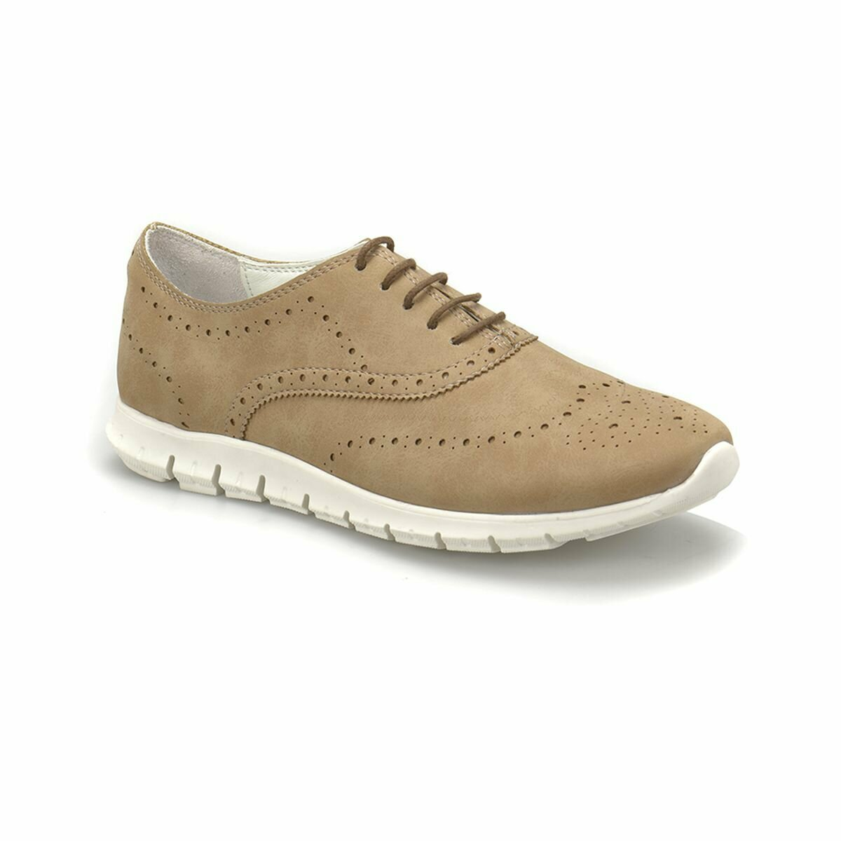 FLO CS18048 Mink Women 'S Oxford Shoes BUTIGO