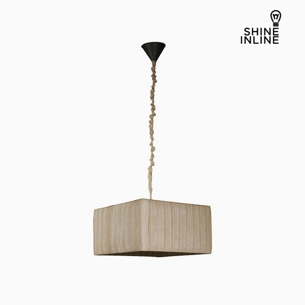 Ceiling Light Cotton Polyester (40 x 40 x 22 cm) by Shine Inline|Pendant Lights| |  - title=