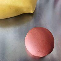 福袋南瓜蜜豆包的做法图解3