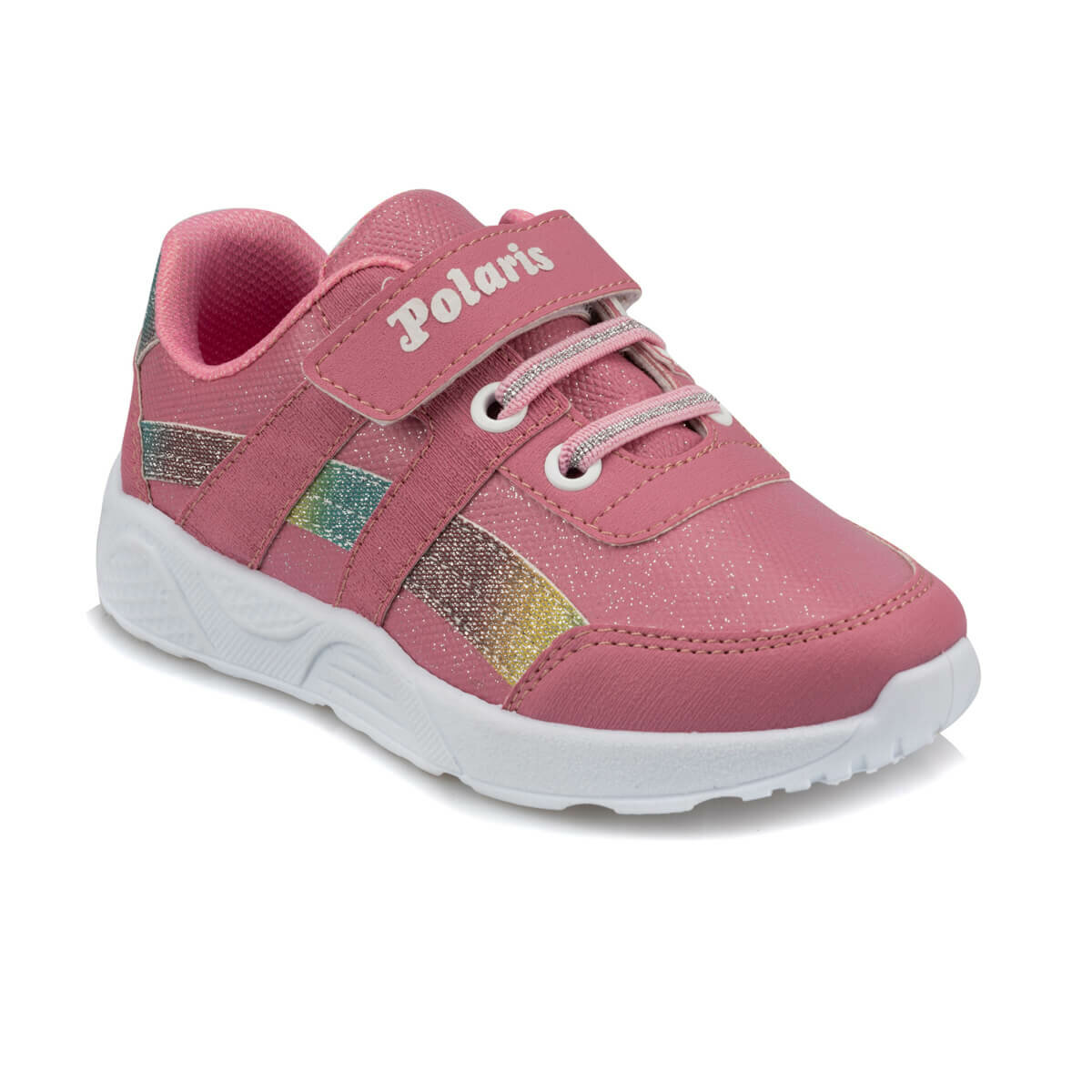 FLO 92.511784.P Pink Female Child Sports Shoes Polaris