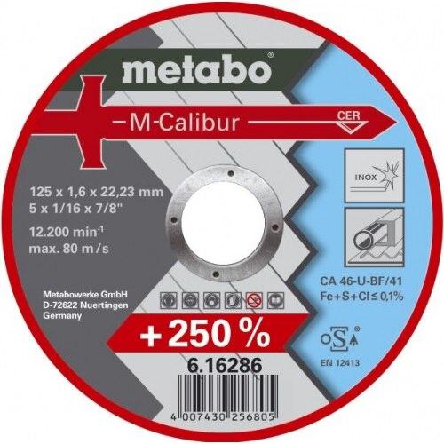 Circle Cutting METABO 125х1. 6x22 616286000