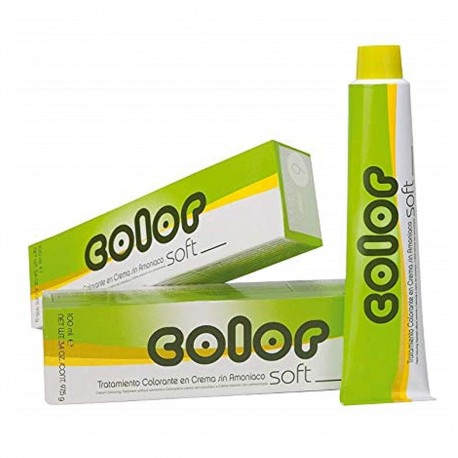 SALERM COLOR COLORING CREAM SOFT TREATMENT WITHOUT AMMONIA 100ML F1