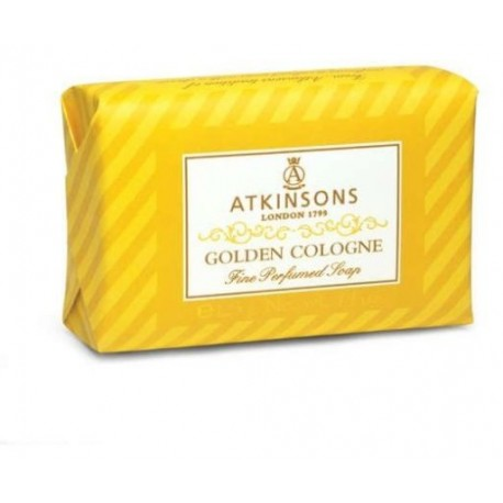 ATKINSONS 125GR GOLDEN PILL SOAP COLOGNE