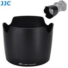 JJC Camera dwustronna osłona obiektywu do Canon EF 24 70mm f/2,8l obiektyw usm zastępuje Canon EW 83F osłona obiektywu