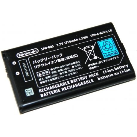 Battery For Nintendo 3DS , Part Number: SPR003