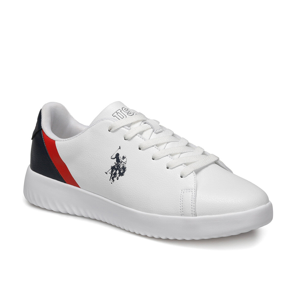FLO PROSS White Men 'S Sneaker Shoes U.S. POLO ASSN.
