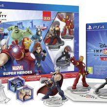 Стартовый набор для PS4 DISNEY INFINITY 2,0 MARVEL SUPER HEROES Мстители