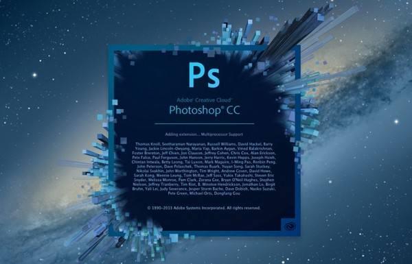 Photoshop所有版本集合 想用哪款下哪款