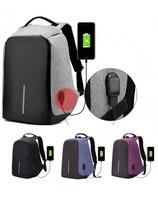15,6 zoll laptop anti-diebstahl rucksack männer wasserdichte rucksack große kapazität schule rucksack