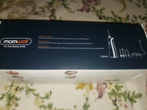 Oral Irrigators Adults Electric Flosser photo review