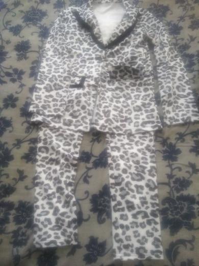 Echoine Leopard print Women suit Autumn Long Sleeve Jacket Ladies Blazer Set OL pant suits for women Club Outfits costume femme reviews №8 75491