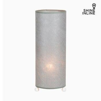 Schreibtisch Lampe Cellulose Silber Durch Glanz Inline