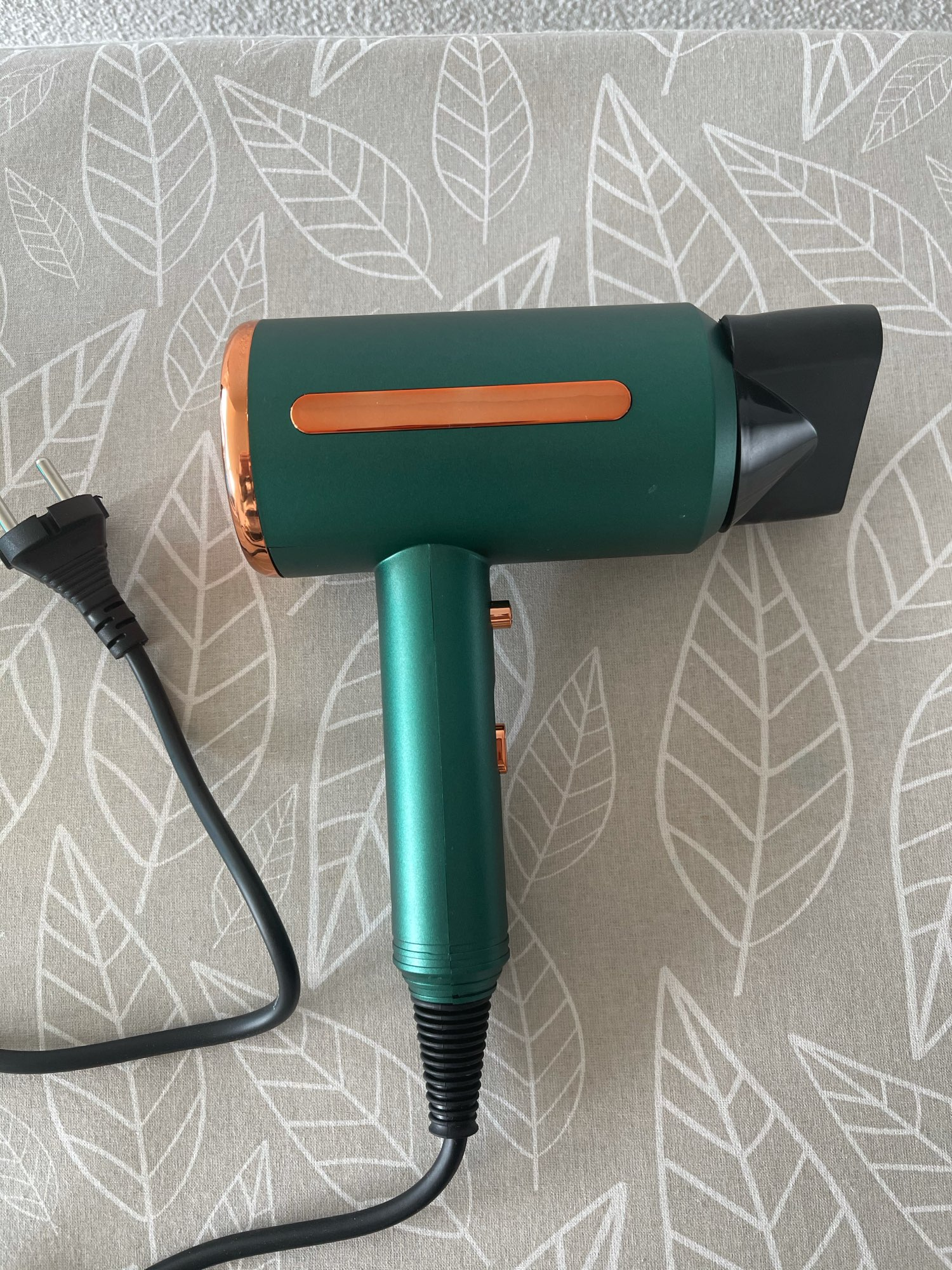 LISM 2000W Professional Electric Hair Dryer photo review