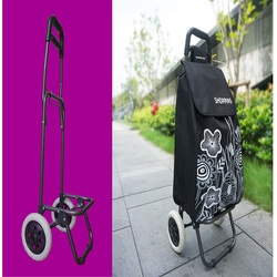 SOKOLTEC Çanta arabası alışveriş arabası