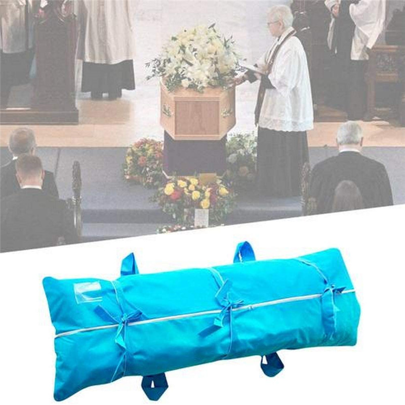 Wholesale Waterproof Filling Body Bag Dead Body Bag Hospital Morgue Transportation Dead Person Bag For Dead Infected By Virus