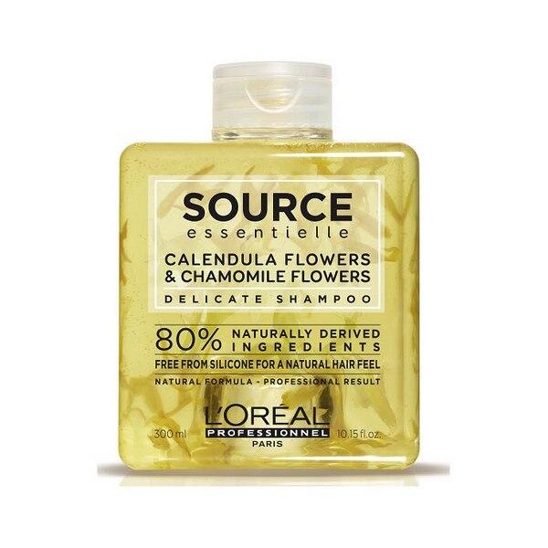 Shampoo Source Essentielle Calendula & Chamomile Flowers L'Oreal Expert Professionnel