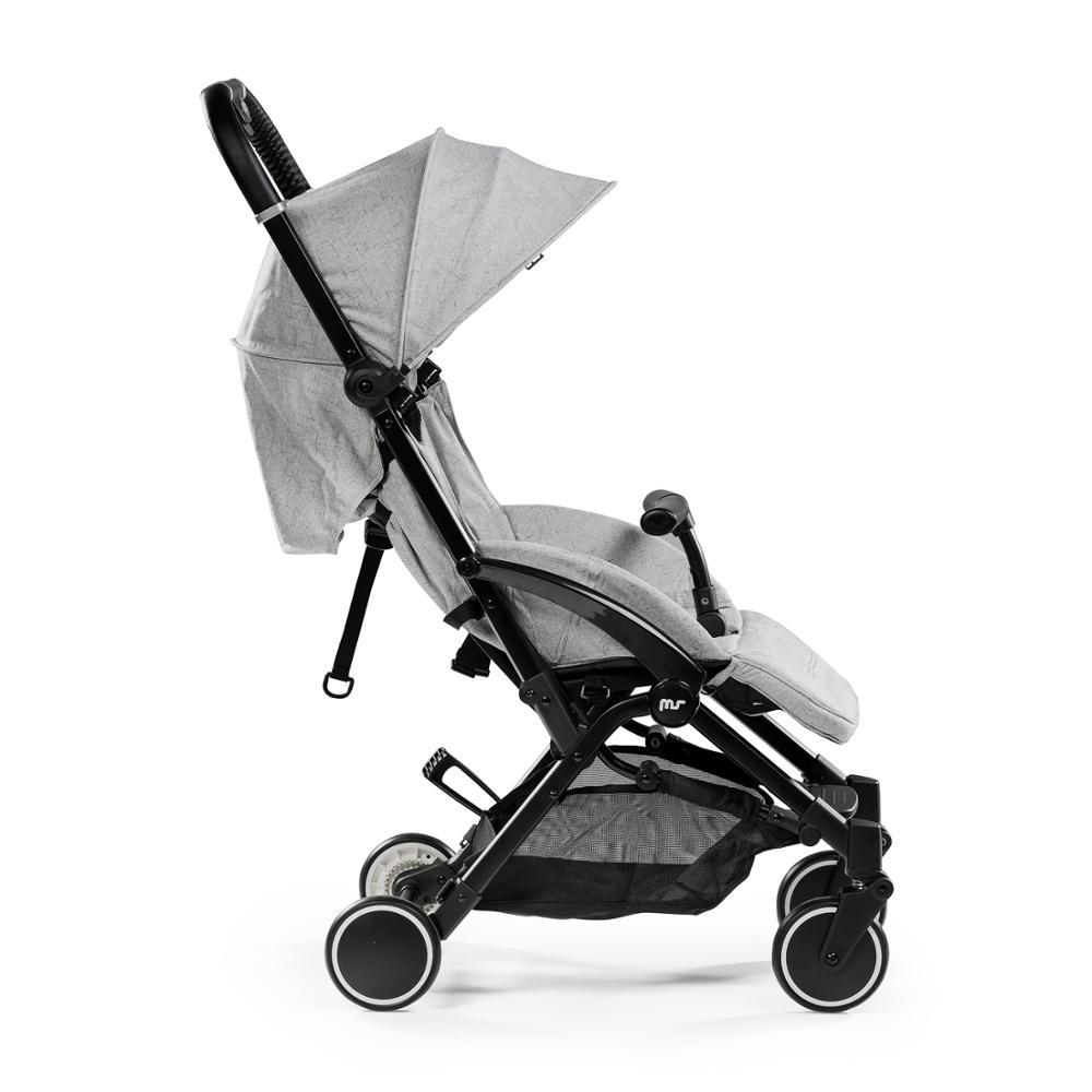 Silla de paseo Innovaciones MS Amber color gris