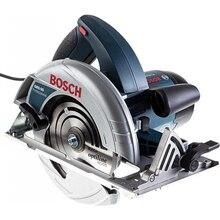 Пила циркулярная Bosch GKS 65(000)(5900 об/мин, мощность 1600 Вт, диск 190 мм, подключение пылесоса