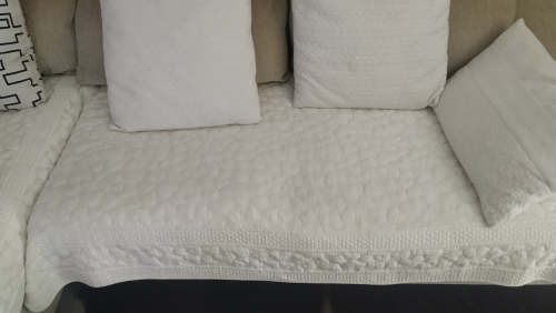 Capa p/ sofá Moderna Moderna Almofada