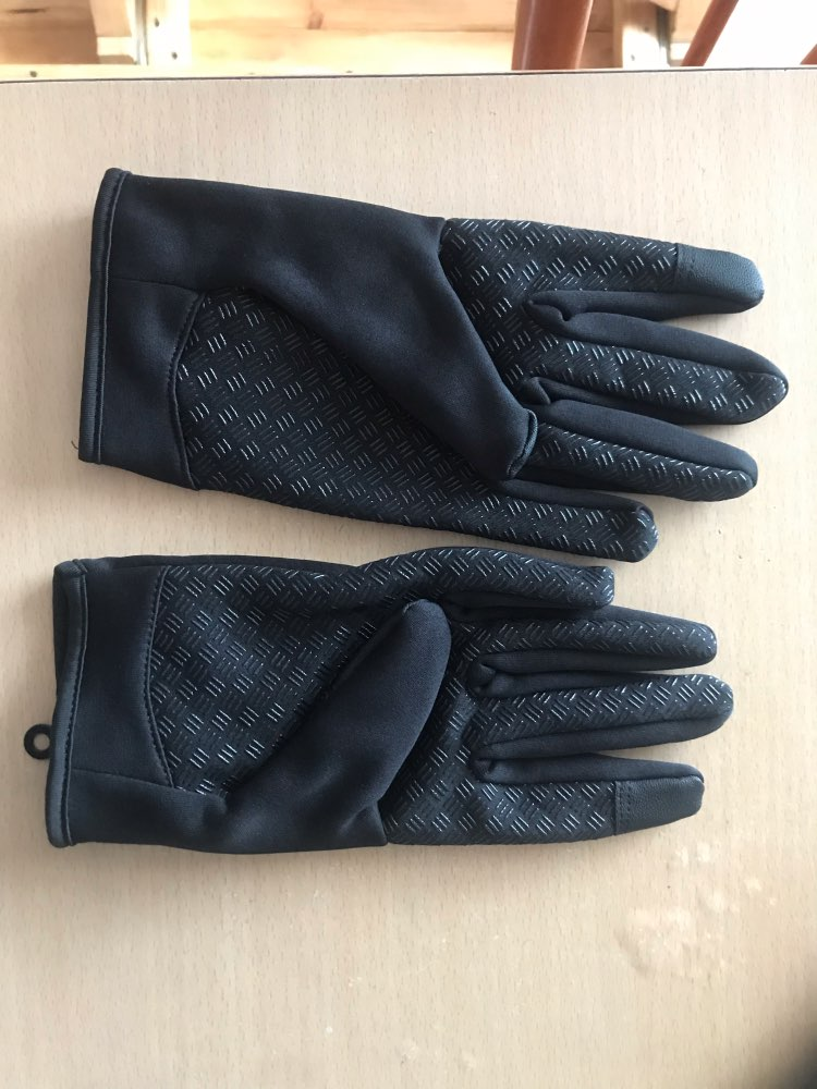 Outdoor Sports Hiking Winter Bicycle Bike Cycling Gloves For Men Women Windstopper Simulated Leather Soft  Warm Gloves|bike cycling gloves|cycling glovesgloves for - AliExpress