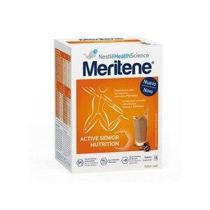 MERITEN DECAFFEINATED COFFEE 15 пакетиков