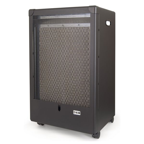 Gas Heater HJM GC/EG2800 2800W Black