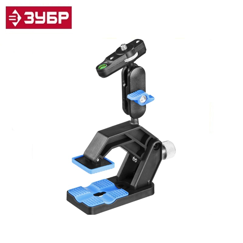 DSHM universal articulated holder - clip, ZUBR Professional Adjustable Laser Level Magnetic Wall Bracket hanging wall hanger