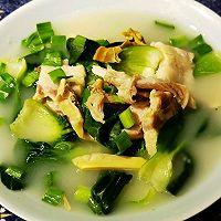 美食记之十四:咸肉河蚌煲的做法图解12
