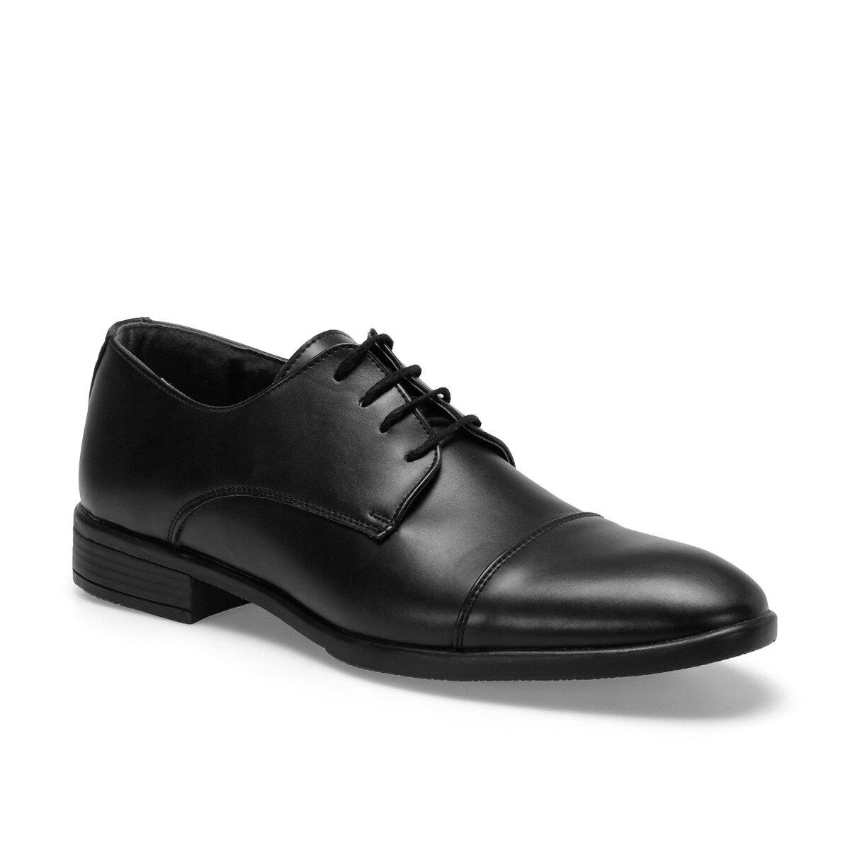 FLO 113 C Black Male Maskaret Shoes DOWN TOWN