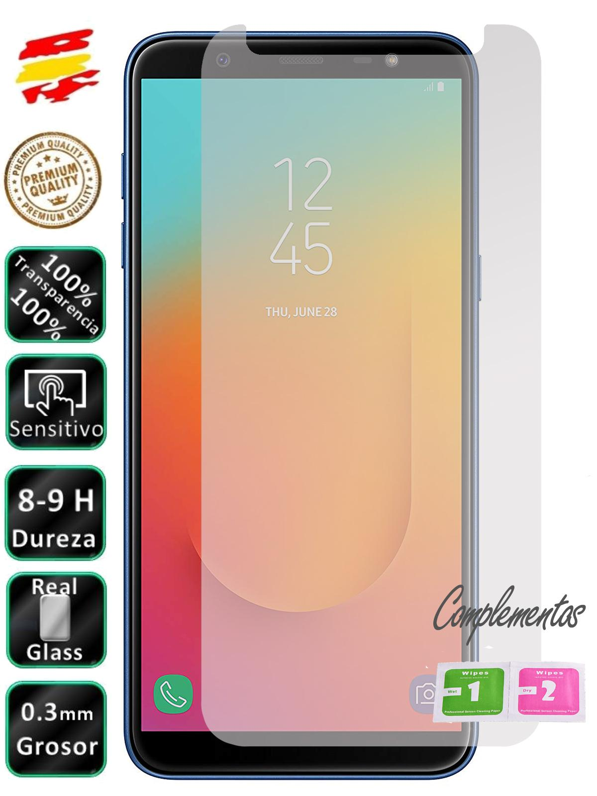 Protector For Galaxy J8 Tempered Glass Screen Glass 9H For Mobile